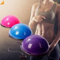 Fitness BOSU Ball Yoga Ball Hemisphere Wave Speed Balls High Quality Body Balance Half balls