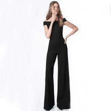 hot deal buy muxu black bodysuit rompers womens jumpsuit one piece playsuits europe and the united states jumpsuits rompers sexy costumes