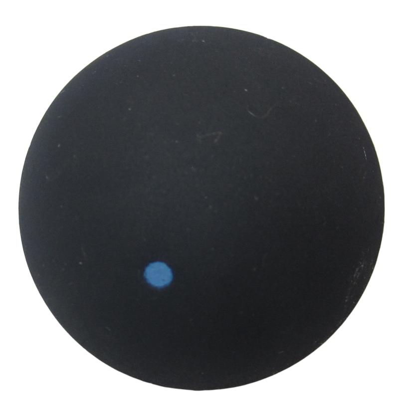 शुरुआती के लिए 1 pc FANGCAN एक नीली डॉट स्क्वैश बॉल तेज गति ड्यूरेबिलिटी ट्रेनिंग स्क्वैश बॉल