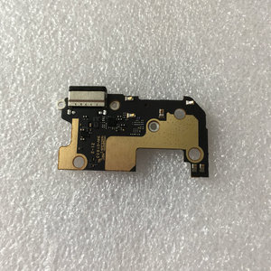 Image 5 - מיתולוגיה מקורי לxiaomi Mi8 USB לוח Flex כבל Dock מחבר מיקרופון טלפון נייד IC תמיכה מהיר מטען