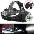 Super 5000 Lm CREE XM-L XML T6 LED Headlamp Headlight flashlight head light lamp 18650 170128