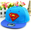 Бесплатная доставка 2016 мода Мультфильм для детей шапки детские шапки весна лето хип-хоп мальчик snapback шляпы хип-хоп бейсболки дизайн