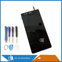 For Highscreen Ice 2 LCD Display Touch Screen Digtizer Assembly Free Shipping 1PC Lot