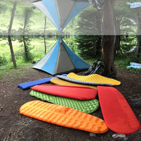 Hot Selling Ultralight Sleeping Pad Ultra Compact Self Inflating Camping Pad Inflatable Ultralight