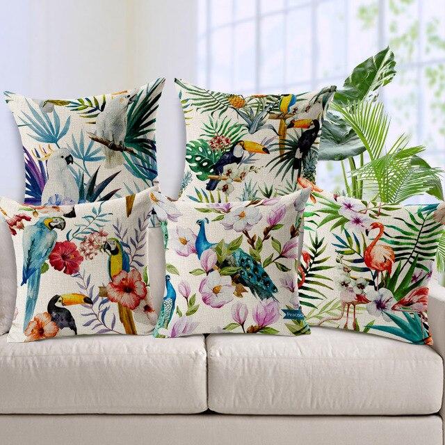 a322483a2 Tampa Do Vintage Almofadas Decorativas almofadas almofadas almofadas do  Sofá da sala de estar piso floral