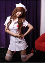 2017 Hot Sexy Nurse Costume Erotic Costumes Role Play Women Erotic Lingerie Female Sexy Underwear Red Cross Uniform Games Night