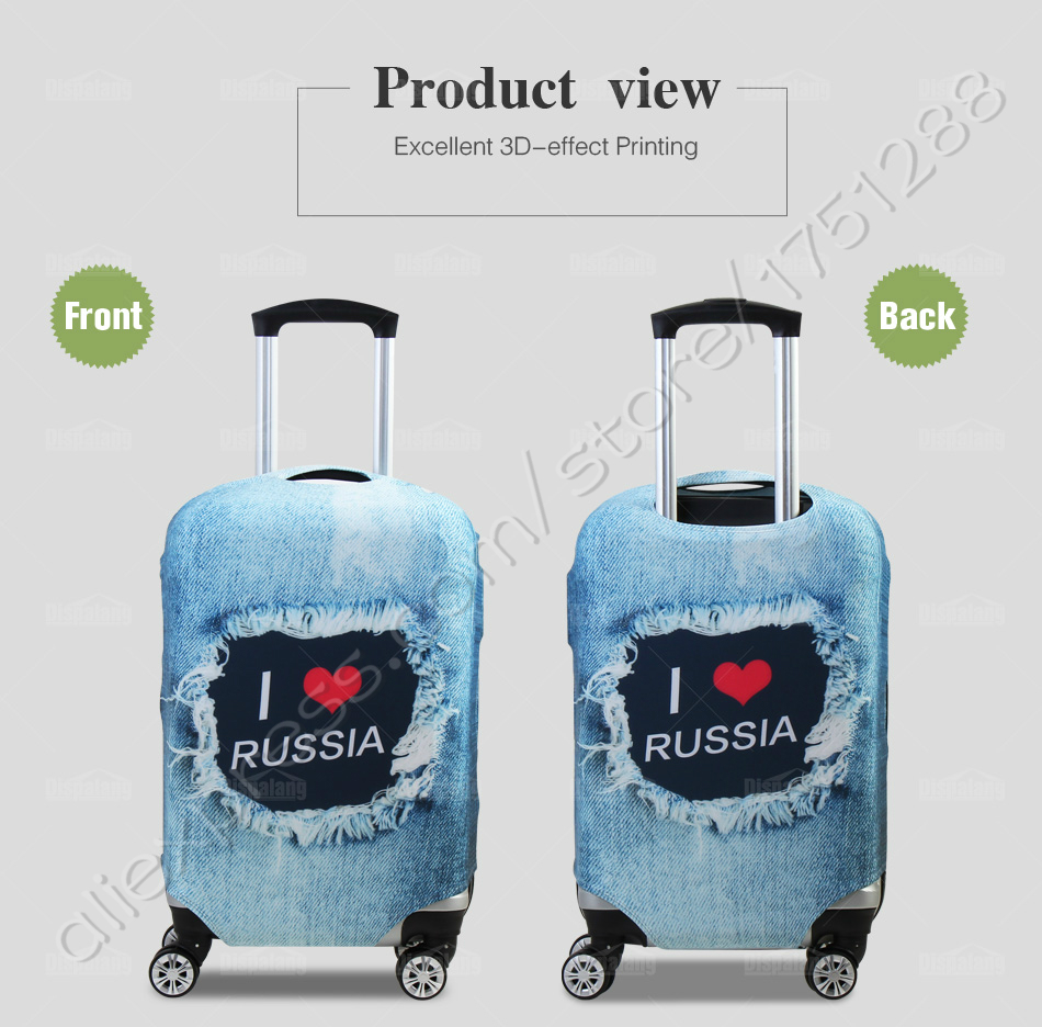 luggage protective dust covers