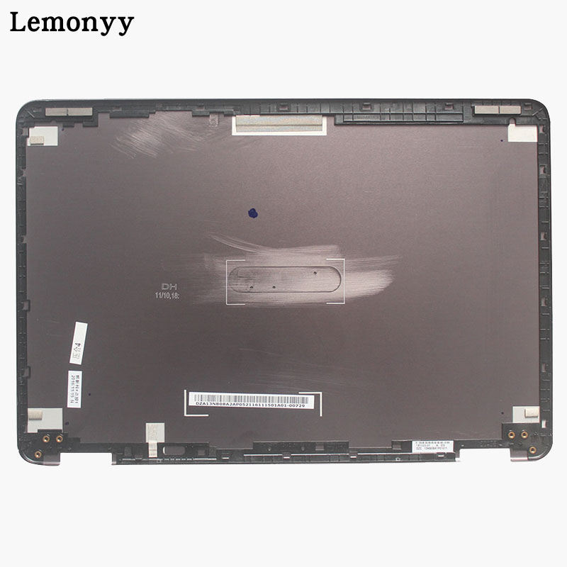 Laptop LCD Back Cover for ASUS UX360 Series UX360CA UX360UA 13NB0BA1AP0501 A shell silver/gray цена и фото