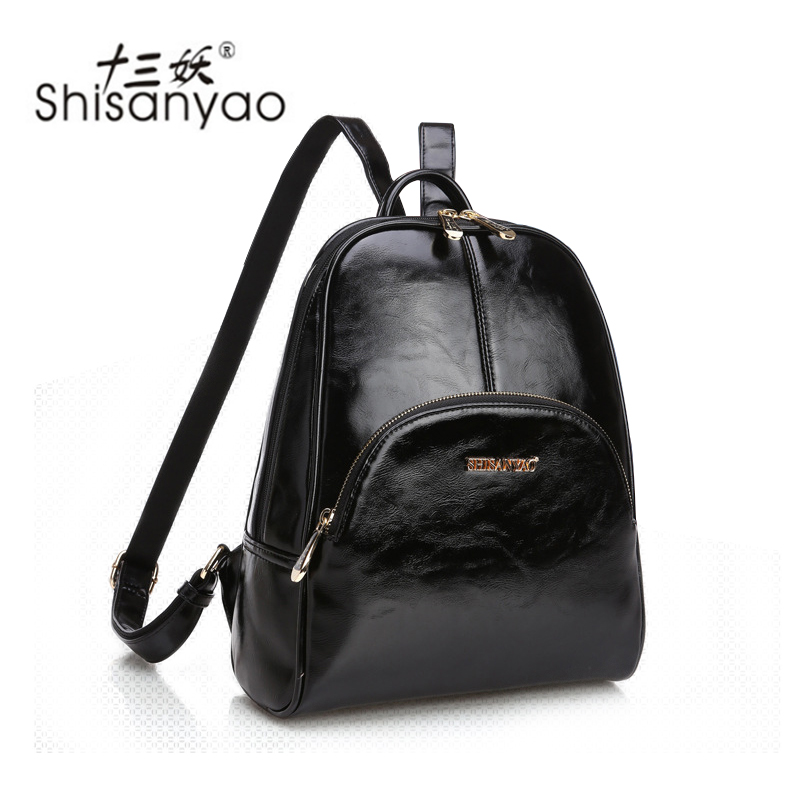 NEW Travel Backpack Shoulder Bags Fashion Women Casual Bag Teenage Girl School Bags Candy Color Backpack