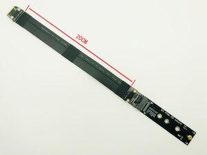 Image 3 - PCIE к M2 адаптер M.2 NVMe SSD адаптер переходник карта M Key 4 PCI E 3,0x4 pcie 4x полная скорость 2230 2242 2260 M2 SSD 32 Гбит/с Новинка