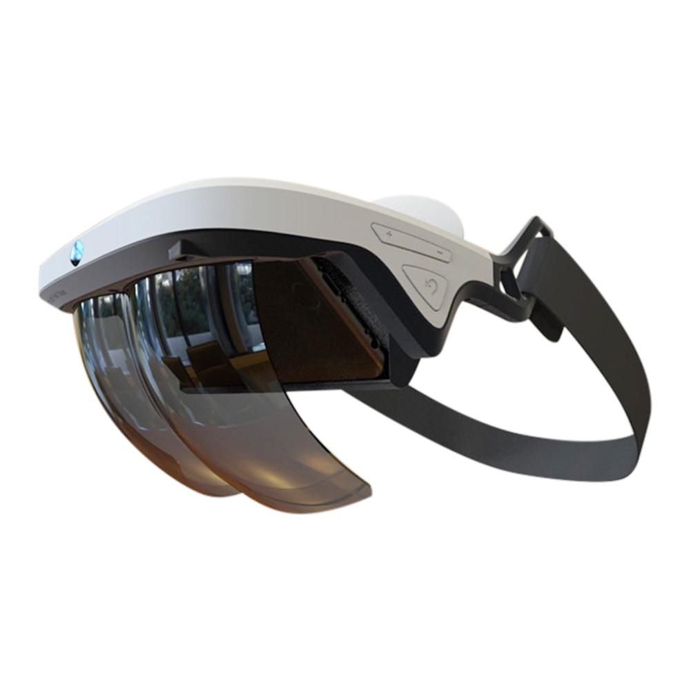 Недавно голографические эффекты Smart АР коробка очки дополненной реальности шлем 3D виртуальный удобные