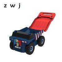 Высокое качество подарок для ребенка прокатки багажную тележку игрушки тяга коробки небольшой перенос на чемодан для детей