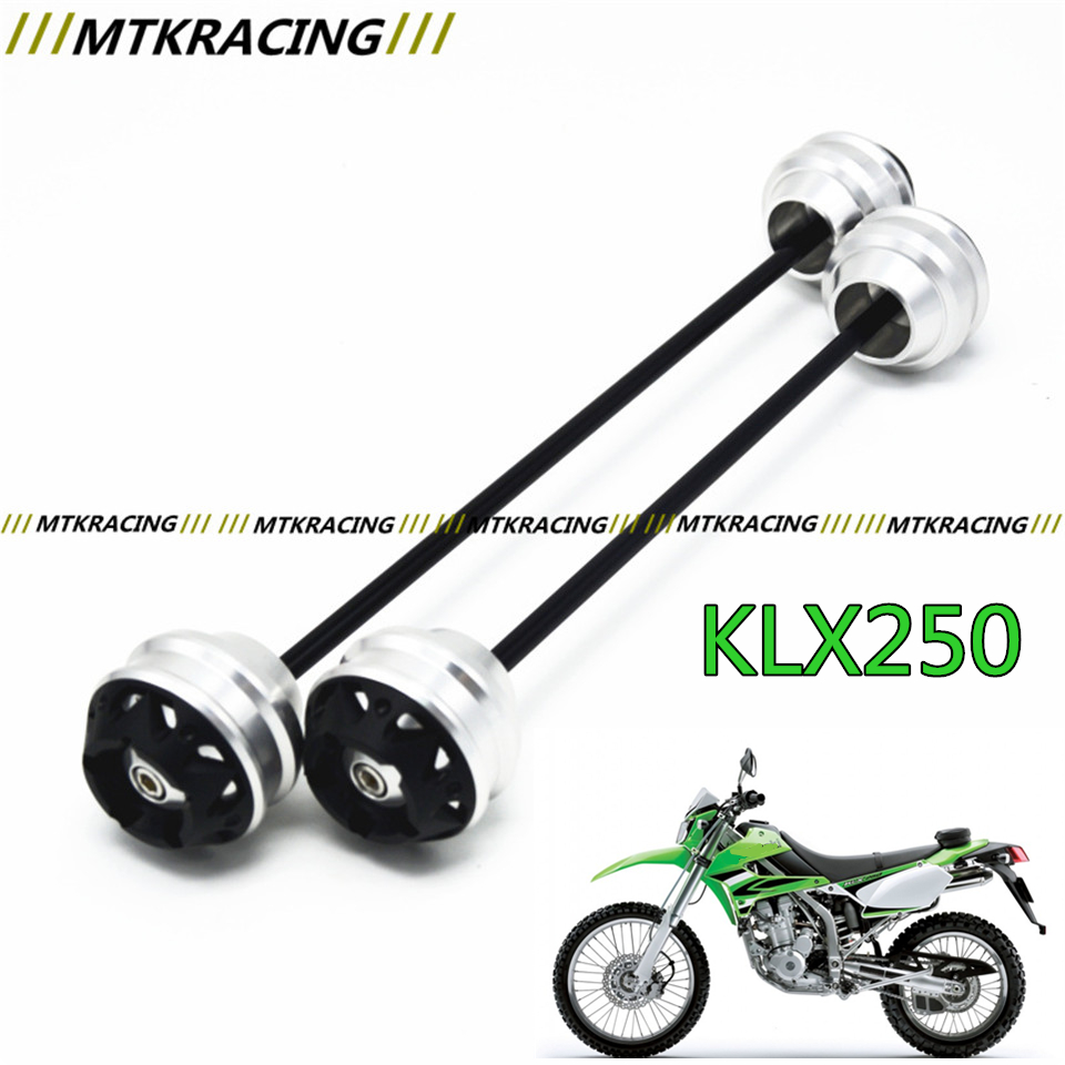 Free delivery for KAWASAKI KLX250 2008-2015 CNC Modified Motorcycle Front wheel and Rear wheel drop ball / shock absorber preeti pandey saurabh pandey and ranjit singh transdermal drug delivery for an antidiabetic agent