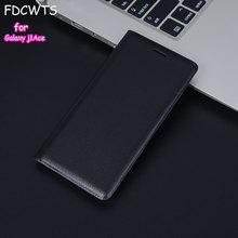 FDCWTS Flip Cover Leather Case For Samsung Galaxy J1 Ace J110 J110F J110H J110M Phone Case Slim Wallet With Card Holder Sleeve