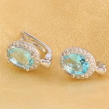 Fashion Jewelry Dangle Earrings for Women Vintage Statement Earrings Jewellery Female Crystals Wedding Earings(AE0374)