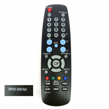 Nieuwe Originele BN59 00676A Voor Samsung Tv Lcd Plasma Led Afstandsbediening BN5900676 BN59 00678A Voor LE26A330J1 LE32A330J1 LA22A450C1