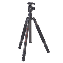 SIRUI N-2204+K20X Photography Tripod+Head Set Professional Carbon Fiber Tripod Portable Bracket For Canon Nikon Sony High Grade