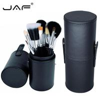 JAF Makeup Brushes Set High Quality Soft Synthetic Hair Eyes Face Lips Blending Maquiagem Brush Professional