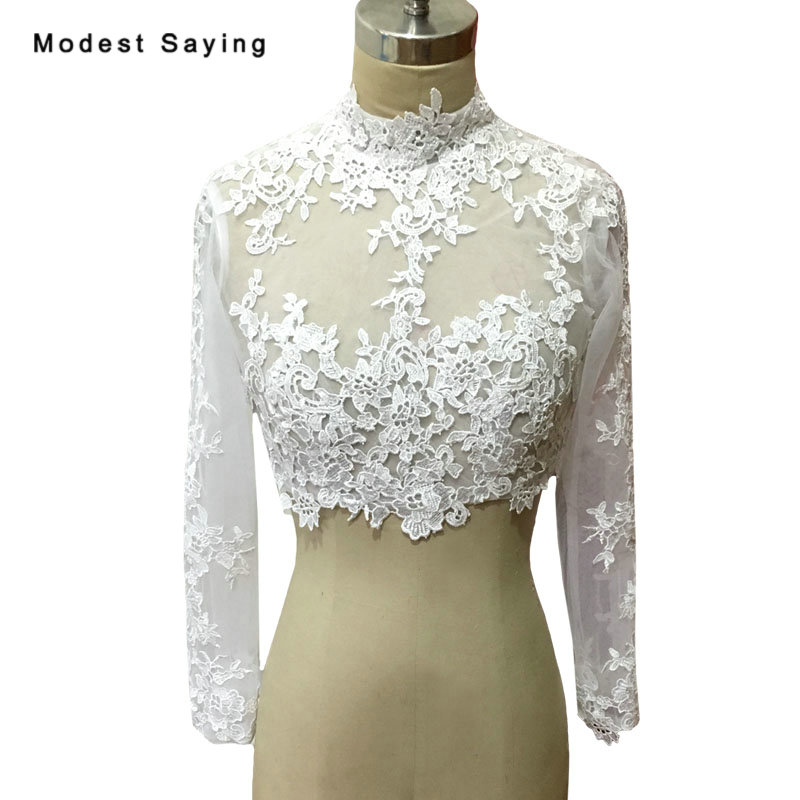 Popular Lace Bridal Coats Buy Cheap Lace Bridal Coats Lots From
