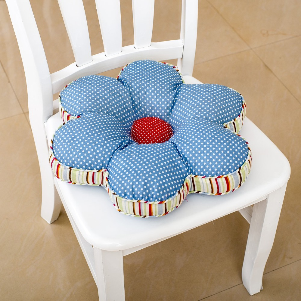 Cotton Plum Chair Cushions Home Decor Vintage Soft Seat Cushion Office Home  Bottom Seats For Sofas