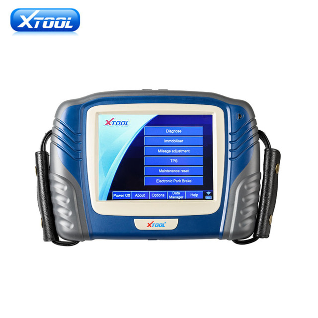 Special Offers XTOOL PS2 Gasoline Bluetooth Diagnostic Tool PS2 Scanner with Touch Screen Update Online 3 Years Warranty