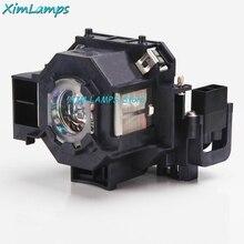 V13H010L41 lampe de projecteur avec boîtier pour Epson PowerLite S5/S6/77C/78, EMP S5, EMP X5, H283A, HC700