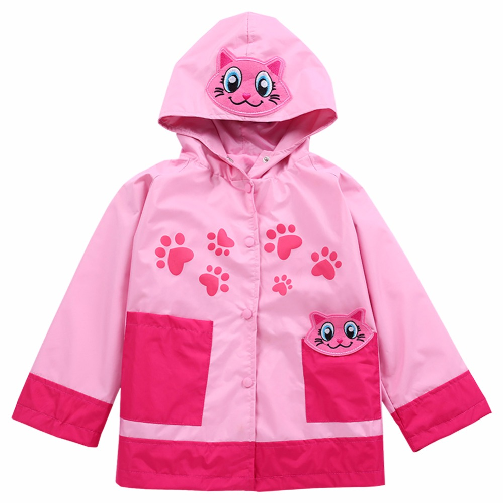 7d650ca0775b LZH 2018 Autumn Winter Jackets For Girls Trench Coats For Girls ...