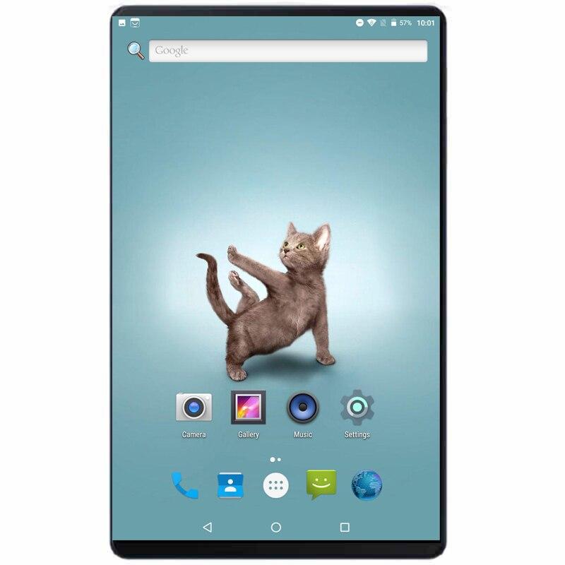 10 Inch Tablet Pc Octa Core 2019 Original 6000mAh Powerful Android 4GB RAM 64GB ROM IPS Dual SIM Phone Call Tab Phone Pc Tablets