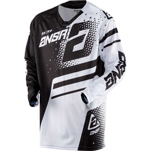 Free Shipping 2018 Pro motocross racing Jersey Quick Dry Motorcycle MTB cycling shirt 180 Mountain bike downhill DH Long sleeve