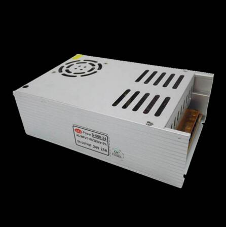 DC Power Supply 24V 25A 600w Led Driver Transformer 110V 220V AC to DC24V Power Adapter for strip lamp CNC CCTV