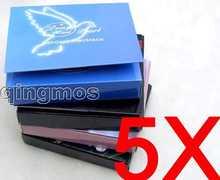 Qingmos оптовая продажа 5 коробок новинка жемчужное ожерелье