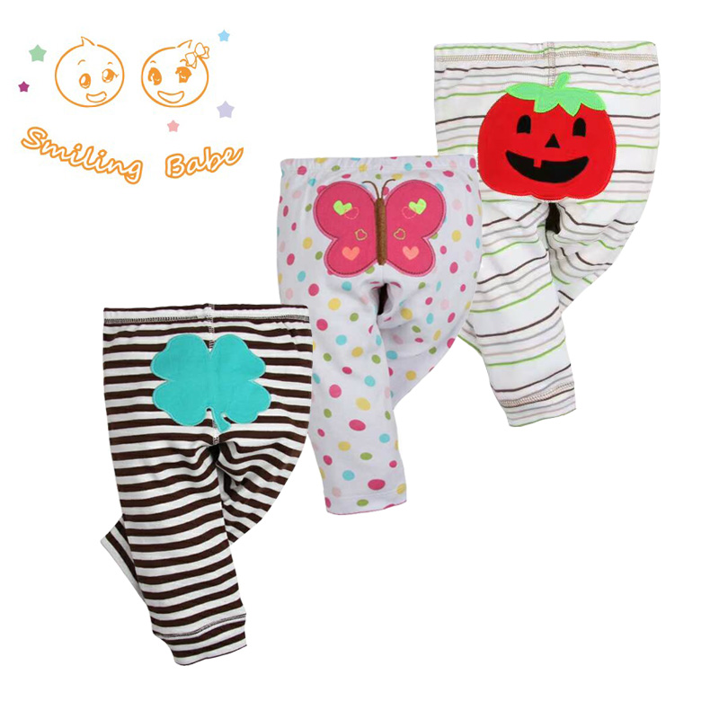 Baby Pants ! Spring Autumn Fashion Cotton Baby Boys Pants Hip Hop Pants For Kids 0-24 Months Infant Pants Newborn Baby Clothing