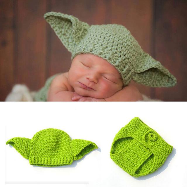 Star Wars Yoda Costume Baby Newborn