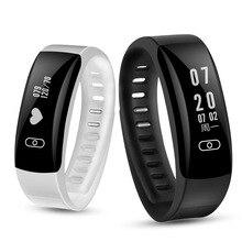 K8 крови Давление наручные часы измеритель пульса монитор Heart Rate умный Группа фитнес трекер SmartBand вызова/sms IOS Android браслет