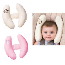 Детская подушка для сна, детский автомобильный ремень для сиденья с подушкой, защита для головы и плеч, аксессуары для детской коляски