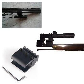 Tactical 20mm Picatinny szyna tkacka Adapter bazowy karabin myśliwski konwerter celownik laserowy podstawa latarka góra HT1-0027