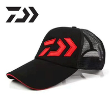 c9633d5ad07 Fishing Hats Daiwa Sunshade Breathable Camping Hiking Hunting Outdoor  Adjustable Hat Around Special Bucket - Vivid
