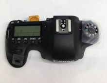 NEW Top Cover Small LCD Display Parameters For Canon EOS 6D Digital Camera Repair Part