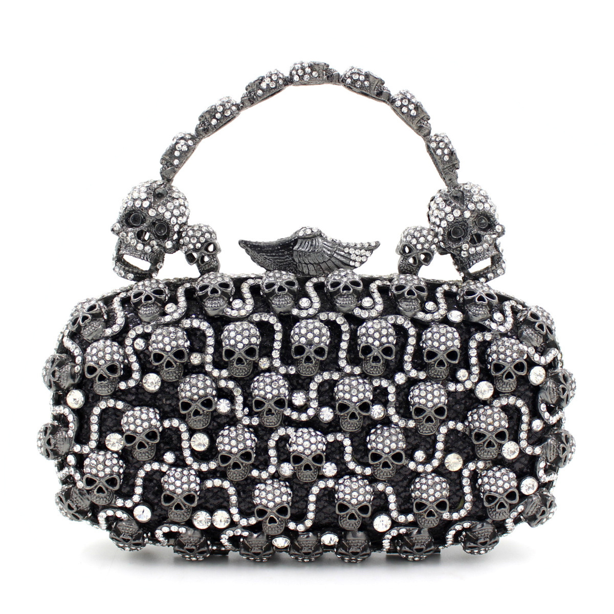 2017 new skull women day clutches bag luxury full diamonds ladies single shoulder handbag handbags purses fashion evening bags 2017 new colorful diamonds women bag single shoulder handbag luxury ladies evening bags handbags purses female day clutches