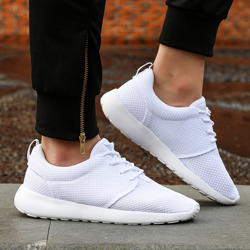 CASMAG Classic Men and Women Sneakers Outdoor Walking Lace up Breathable Mesh Super Light Jogging Sports Running Shoes 24