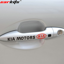 KIA lion run think tanks running Freddy personality handle car modified car stickers stickers
