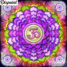 Dispaint Full Square/Round Drill 5D DIY Diamond Painting Mandala scenery 3D Embroidery Cross Stitch 5D Home Decor A10674 dispaint full square round drill 5d diy diamond painting mandala scenery 3d embroidery cross stitch 5d home decor a10820
