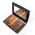 Marca 48 cores 3d sombra paleta naked paleta de maquiagem rosto fosco da paleta da sombra profissional pro quente