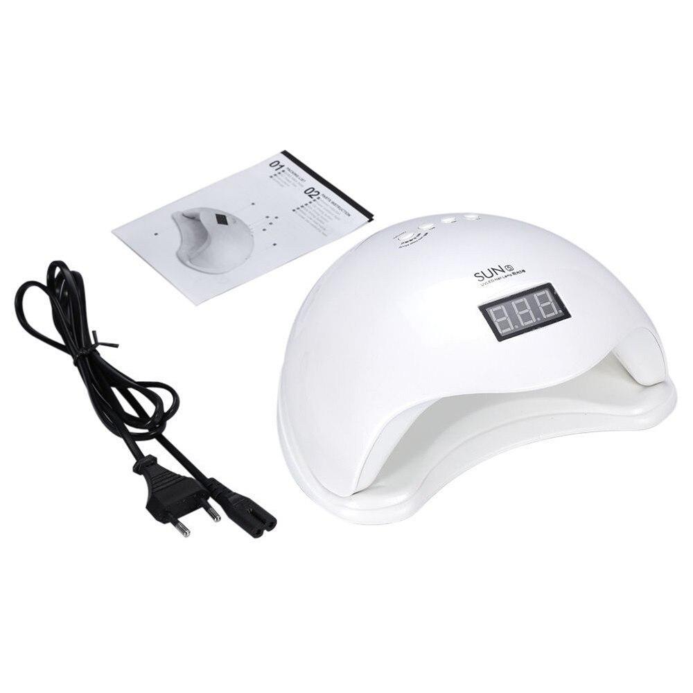 HAICAR uv lamp dryer Profi 48w LED UV Nail Lamp Led Nail Light gereedschap Nail Dryer UV Lamp GEL 48W Neu SUN5 nails tools 2017