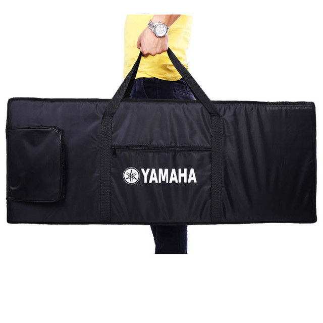 waterproof thickened Nylon 54 61 76 88 key universal Instrument keyboard bag electronic piano cover case for electronic organ