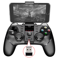 Wireless Bluetooth Wired 2 4G Wireless Gamepad Gaming Controller Game Pad Joystick For PS3 Android IOS