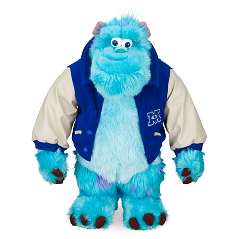Monsters university sulley sullivan plush toy stuffed animals 48cm monsters university sulley sullivan plush toy stuffed animals 48cm baby kids toy for children christmas gifts voltagebd Image collections