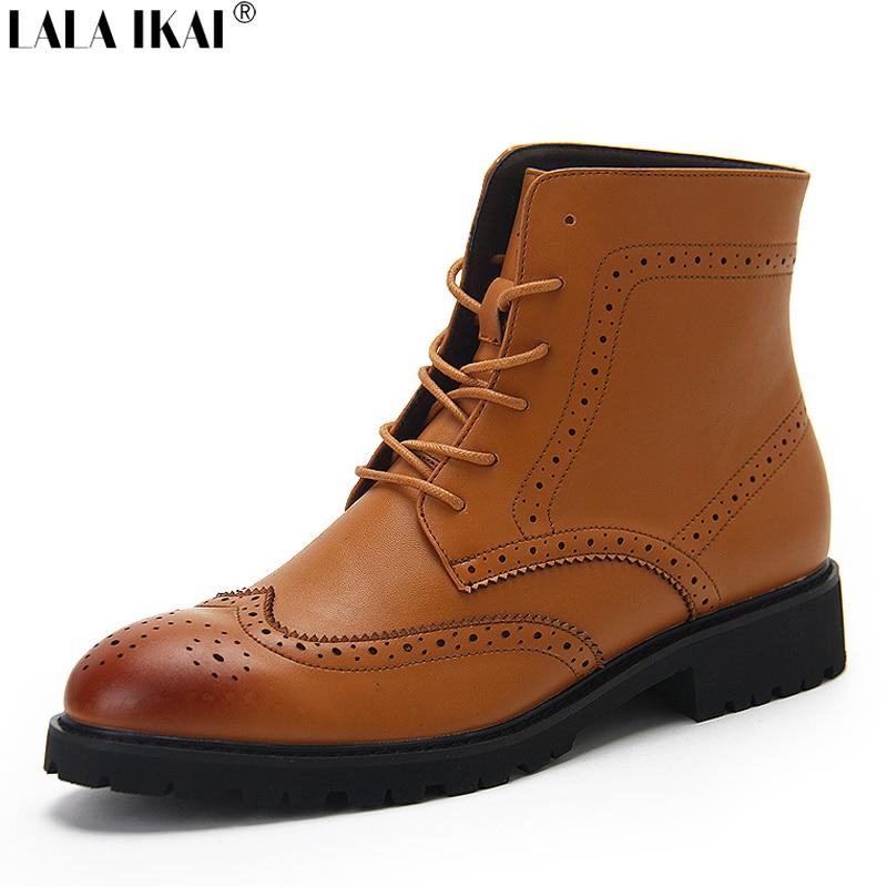Popular Vintage Boots Men-Buy Cheap Vintage Boots Men lots from ...