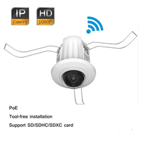 Original English DS 2CD2E20F W Hik 2MP 1080P Dual Streams PoE Wi Fi Mini IP Dome