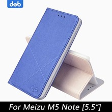 meizu m5 note case cover luxury leather flip Phone Bags for meizu m5 note ultra thin Business wallet Phone Bags Case cover #DB